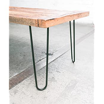 Industrial by design 16 hairpin table legs satin black industrial by design 16 hairpin table legs satin black industrial strength watchthetrailerfo