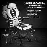 Fortnite SKULL TROOPER-V Gaming Chair, RESPAWN by