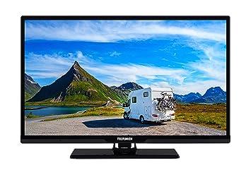 4d7718db75 Telefunken XH24E101V 61 cm (24 Zoll) Fernseher (HD ready, Triple-Tuner
