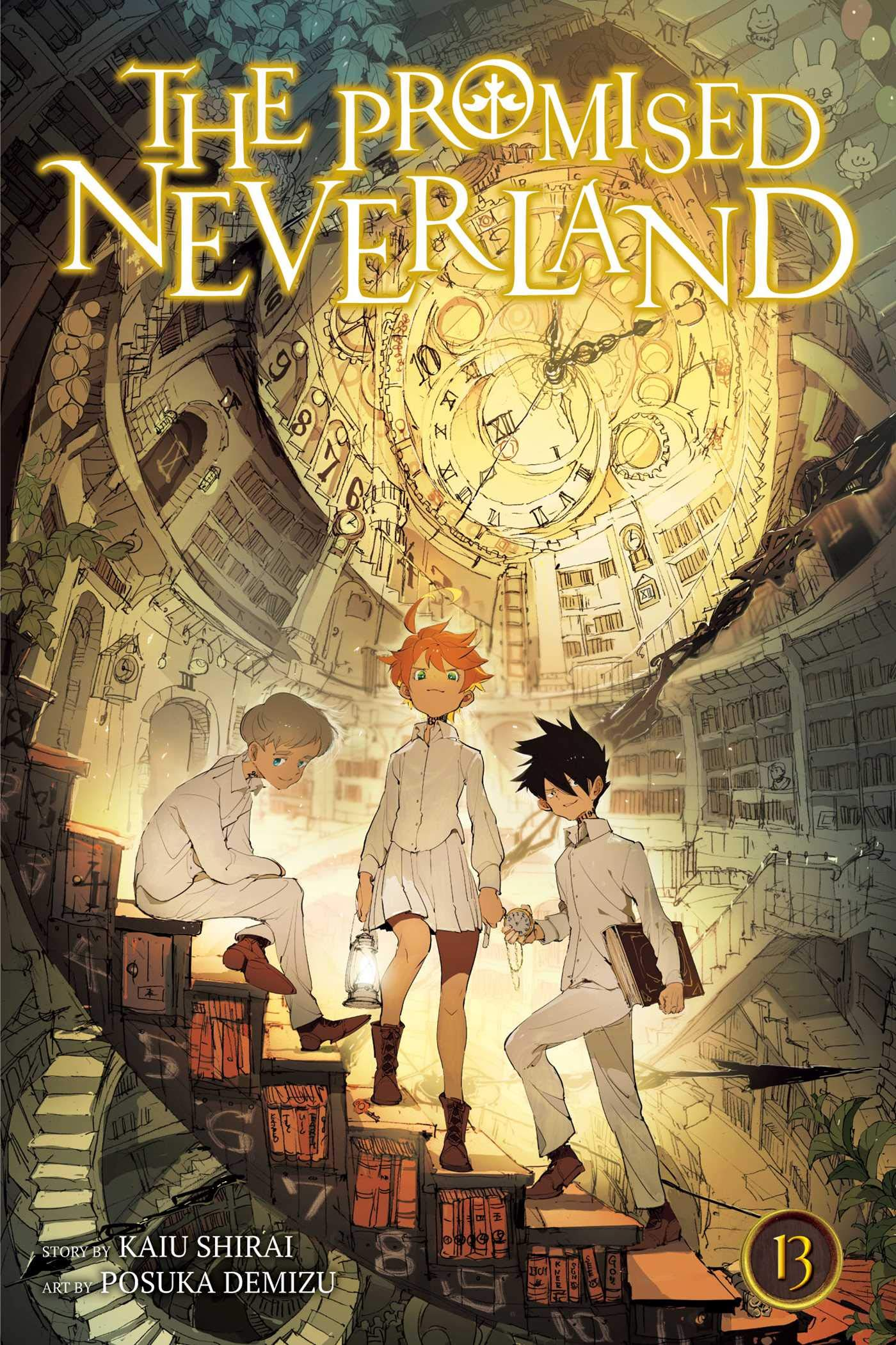 Amazon.com: The Promised Neverland, Vol. 13 (13) (9781974708895 ...