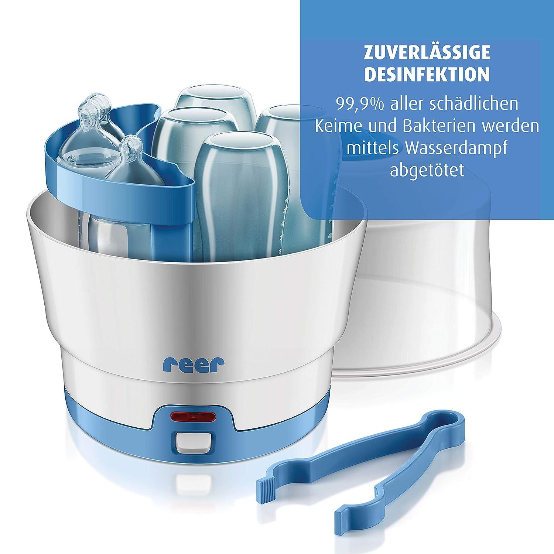 reer Micro-Vapomat Vaporisator Dampf-Sterilisator für die Mikrowelle
