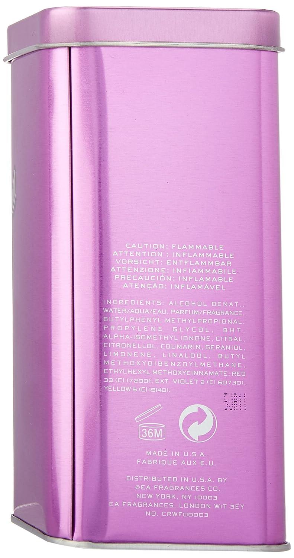 Liz Claiborne Curve Crush Eau de Toilette Spray for Women, 3.4 Ounce