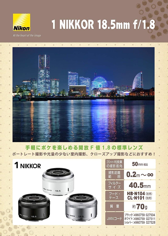 Nikon 18 5 F 1 8 1 Nikkor 18 5 Mm 18 5 Mm Objektiv Kamera