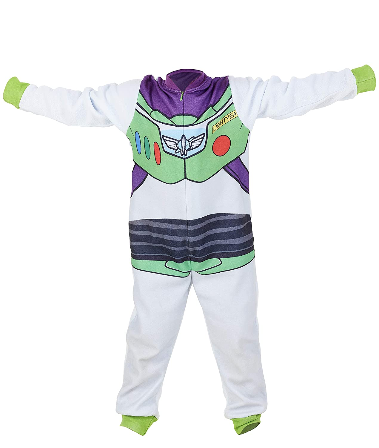 Gift for Boys 2-6 Years Disney Onesie for Kids All in One Children PJ Jumpsuit Children/'s Onesie Characters Woody and Buzz Onesie Pyjama for Boys