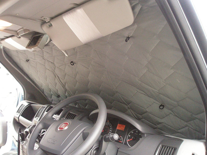 Milenco 2110/Volets et vitres thermiques pour cabine interne de camping-car