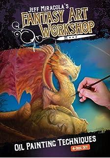 Fantasy Art Workshop Acrylic Painting Techniques