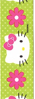 product image for Offray, Prep Green Hello Kitty Craft Ribbon, 1 1/2-Inch x 9-Feet, 1-1/2 Inch