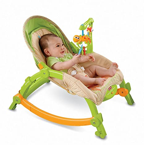 Fisher-Price Newborn-to-Toddler Portable Rocker by Fisher-Price