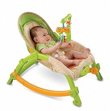 Fisher Price Newborn To Toddler Portable Rocker