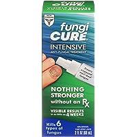 FungiCure Intensive Antifungal Treatment Spray - Maximum Strength - Kills Exposed Nail-bed Fungus - 2 fl. oz