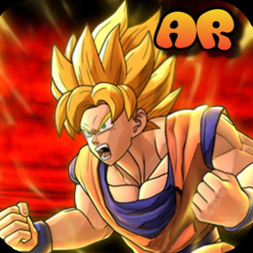[AR] Goku Virtual Action Figure! (Dragon Ball Z Legend Of Goku 2)