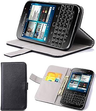 Supremery Blackberry Classic Q20 Smartphone móvil Funda Flip Case ...