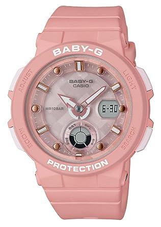acf6db04133b35 Amazon | [カシオ]CASIO 腕時計 BABY-G ベビージー BEACH TRAVELER BGA ...