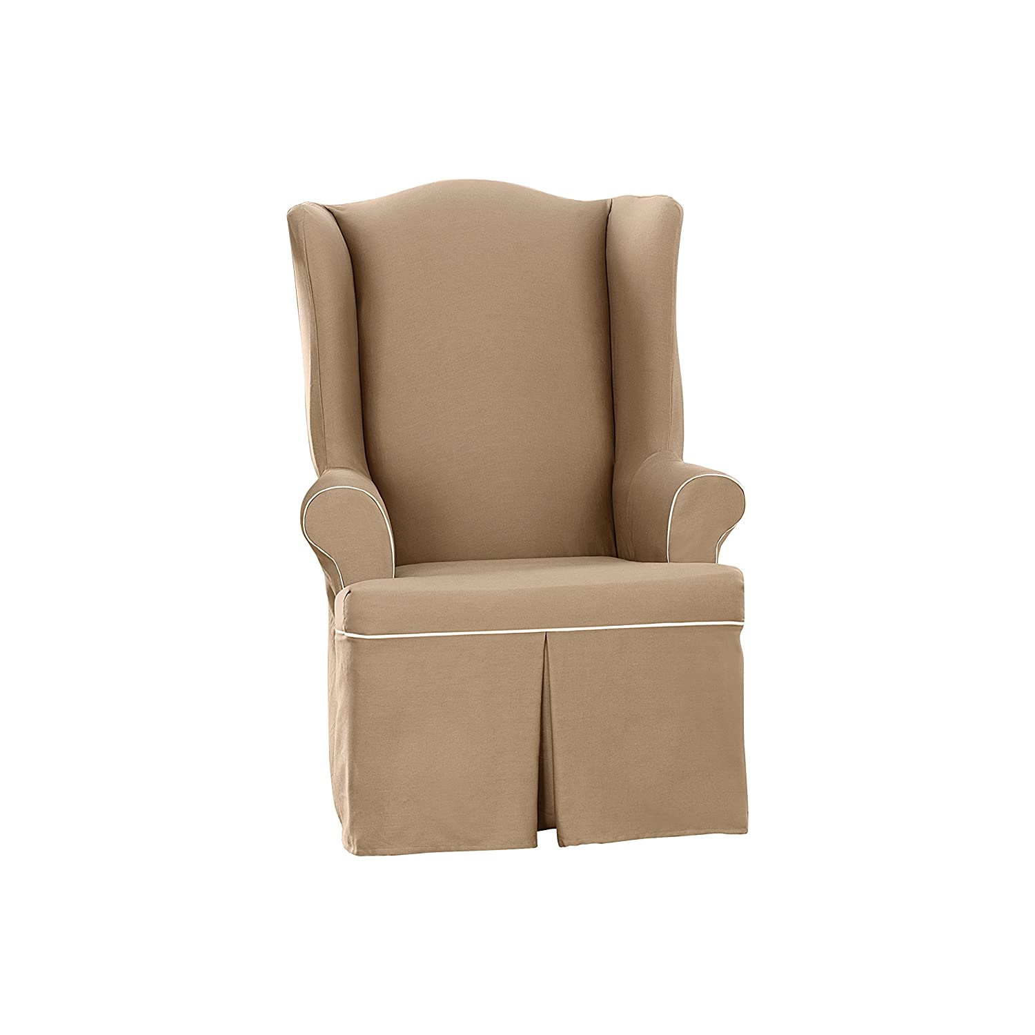 BRAND NEW Surefit Chair Slipcover Duck Maize