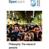 Philosophy: The nature of persons