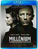 Millénium - Les hommes qui n'aimaient pas les femmes [Blu-ray] [Import italien]