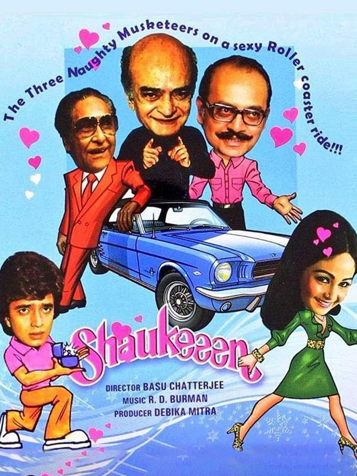 Shaukeen on Amazon Prime Video UK