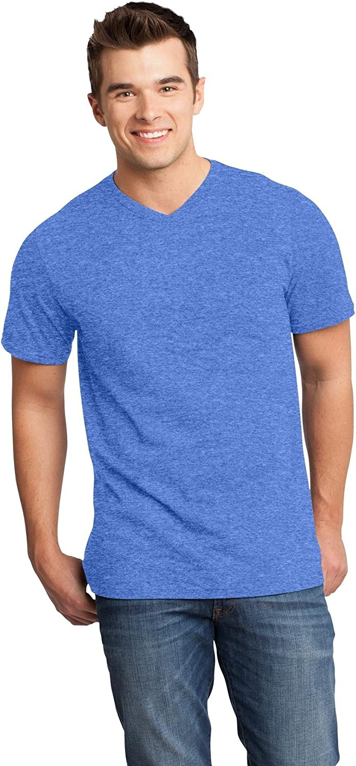 District Men's Young Very Important Tee V Neck