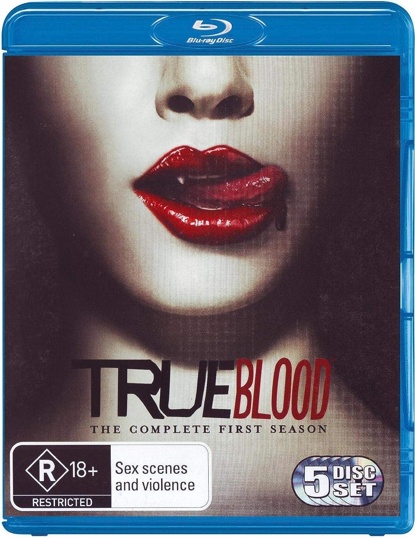 True Blood Season 1 | 5 Discs | NON-USA Format | Region B Import - Australia