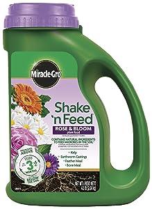 Miracle-Gro Shake 'N Feed Rose and Bloom Plant Food