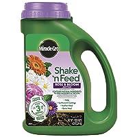 Miracle-Gro Shake 'N Feed Rose & Bloom Plant Food, 4.5 lb.