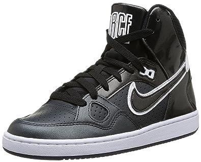 Nike Wmns Son of Force Mid, Zapatillas de Deporte para Mujer ...
