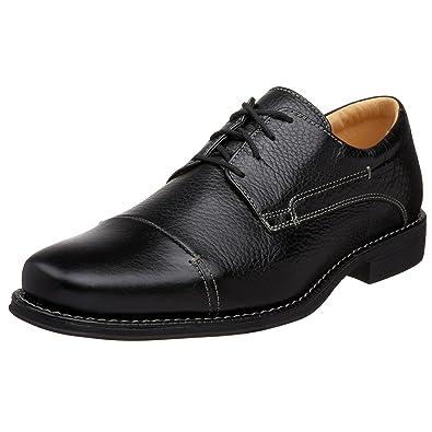 Mens Report Edwynn Oxfords Shoes Black MTY68685