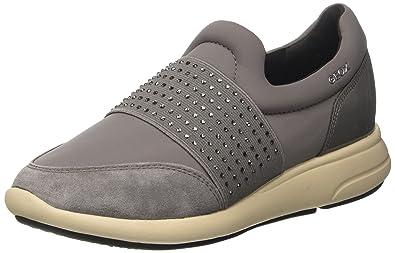 f38c2e92631a64 Geox Damen D Ophira A Sneaker  Amazon.de  Schuhe   Handtaschen