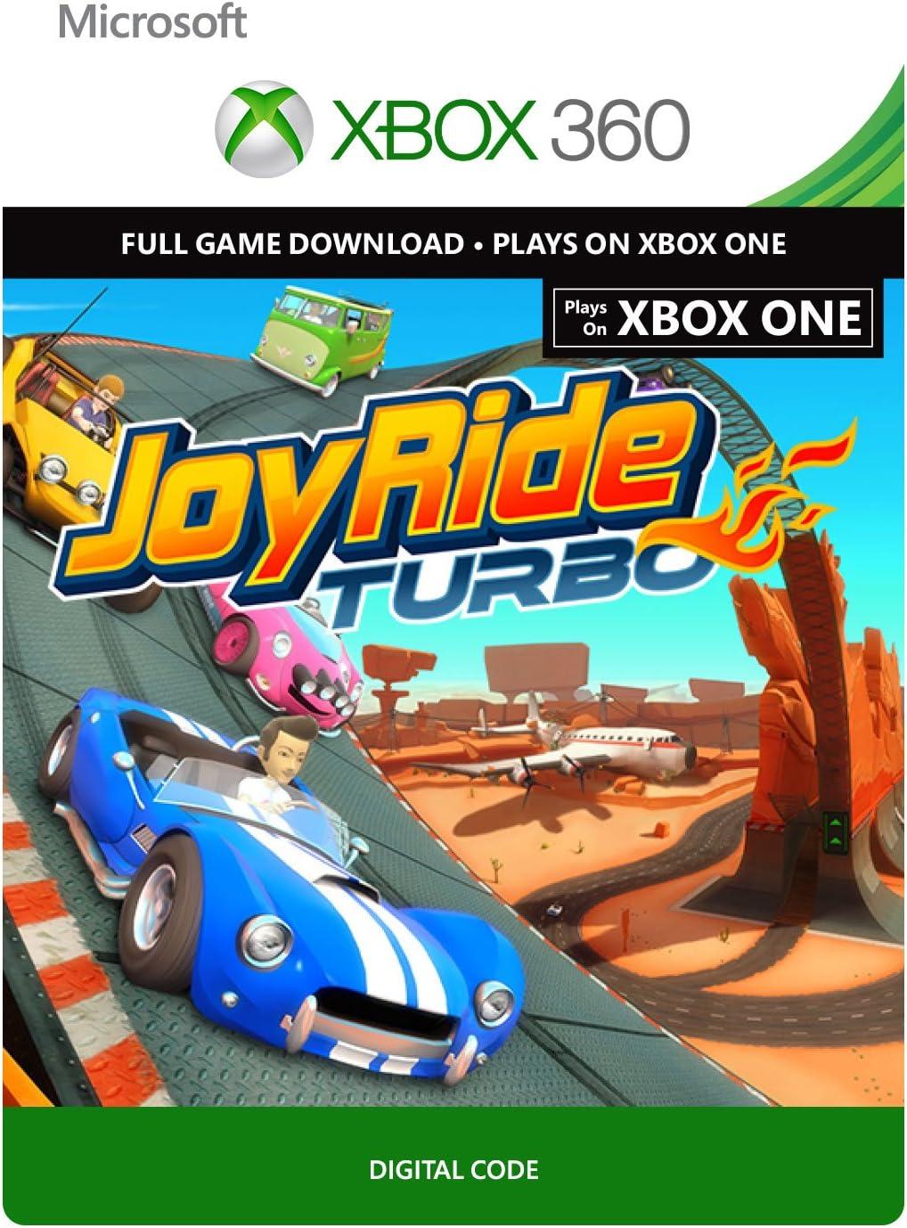 Amazon.com: Joy Ride Turbo - Xbox 360 Digital Code: Video Games