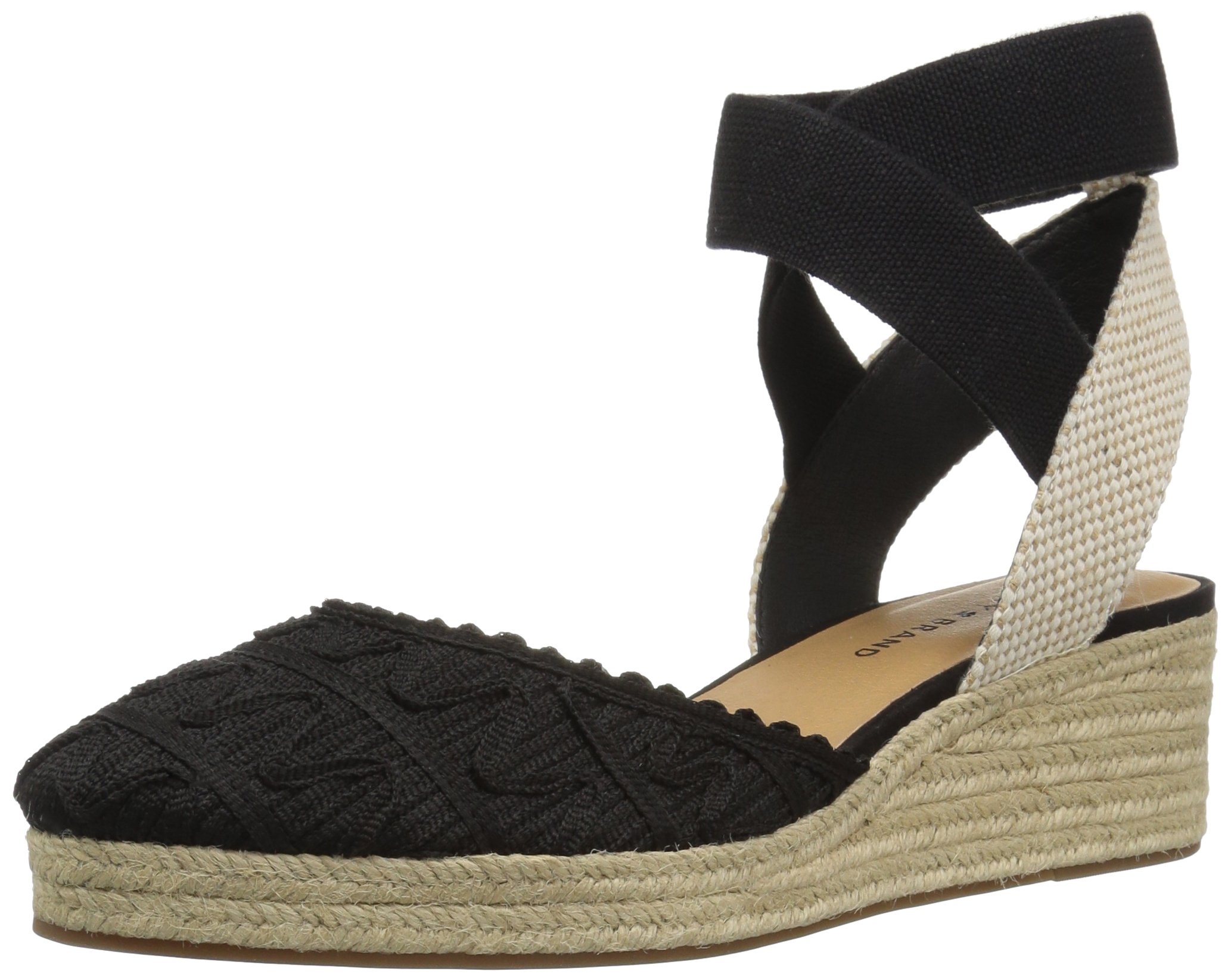 Lucky Brand Women's Luvinia Pump, Black, 7 M US