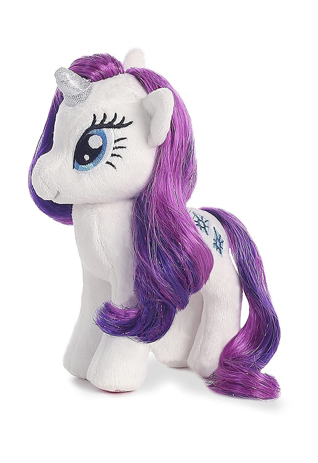 My Little Pony Friendship Magic Rarity plush toys
