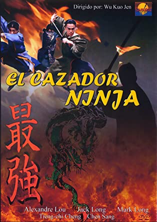 El Cazador Ninja [DVD]: Amazon.es: Alexandre Lou, Jack Long ...