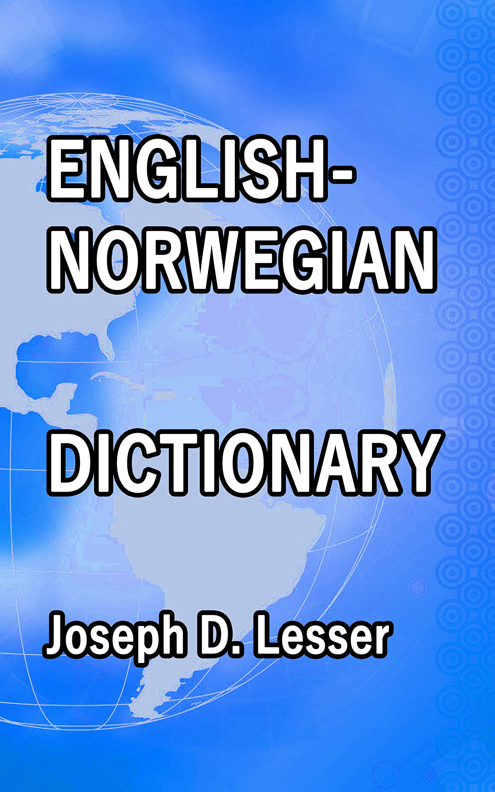 English   Norwegian Dictionary  English Edition