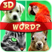 Guess the Word 3D - 4 Pics 1 Word (Kindle Tablet Edition)