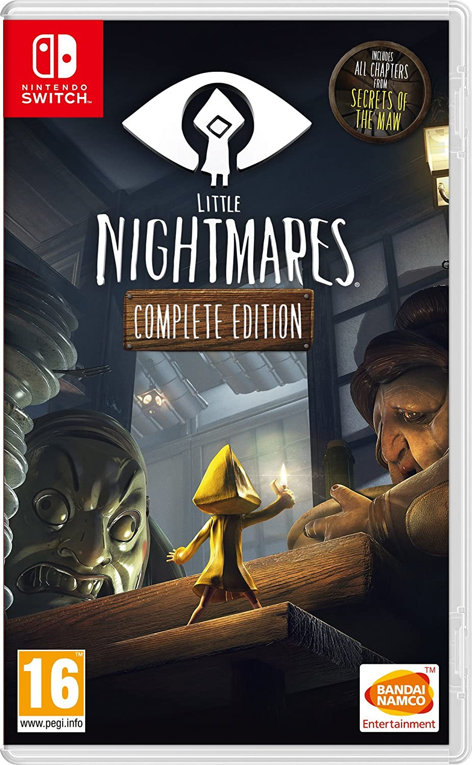 Little Nightmares Complete Edition - Nintendo Switch [Importación ...