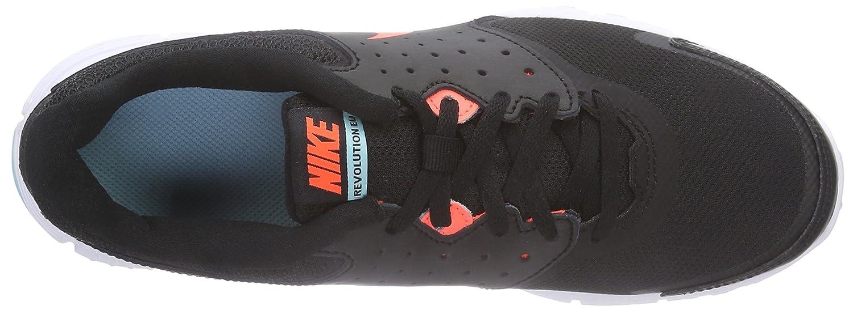 cheap for discount 8acf5 06a99 Nike Women s Revolution Running Shoes, Black Hyper Orange-Copa, 3.5 UK   Amazon.co.uk  Shoes   Bags