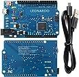 XCSOURCE® Leonardo R3 Pro Micro ATmega32U4 placa Arduino Compatible IDE + USB Cable TE169