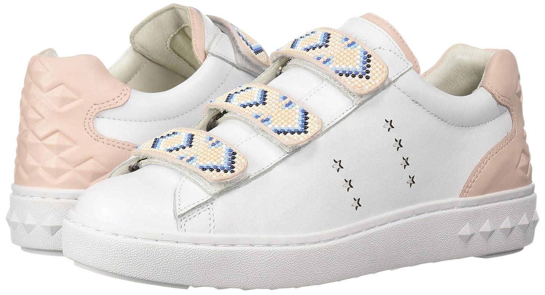 Ash Women's As-Pharell Sneaker B0757DL2HM US)|White/Powder 38 M EU (8 US)|White/Powder B0757DL2HM f1a92a