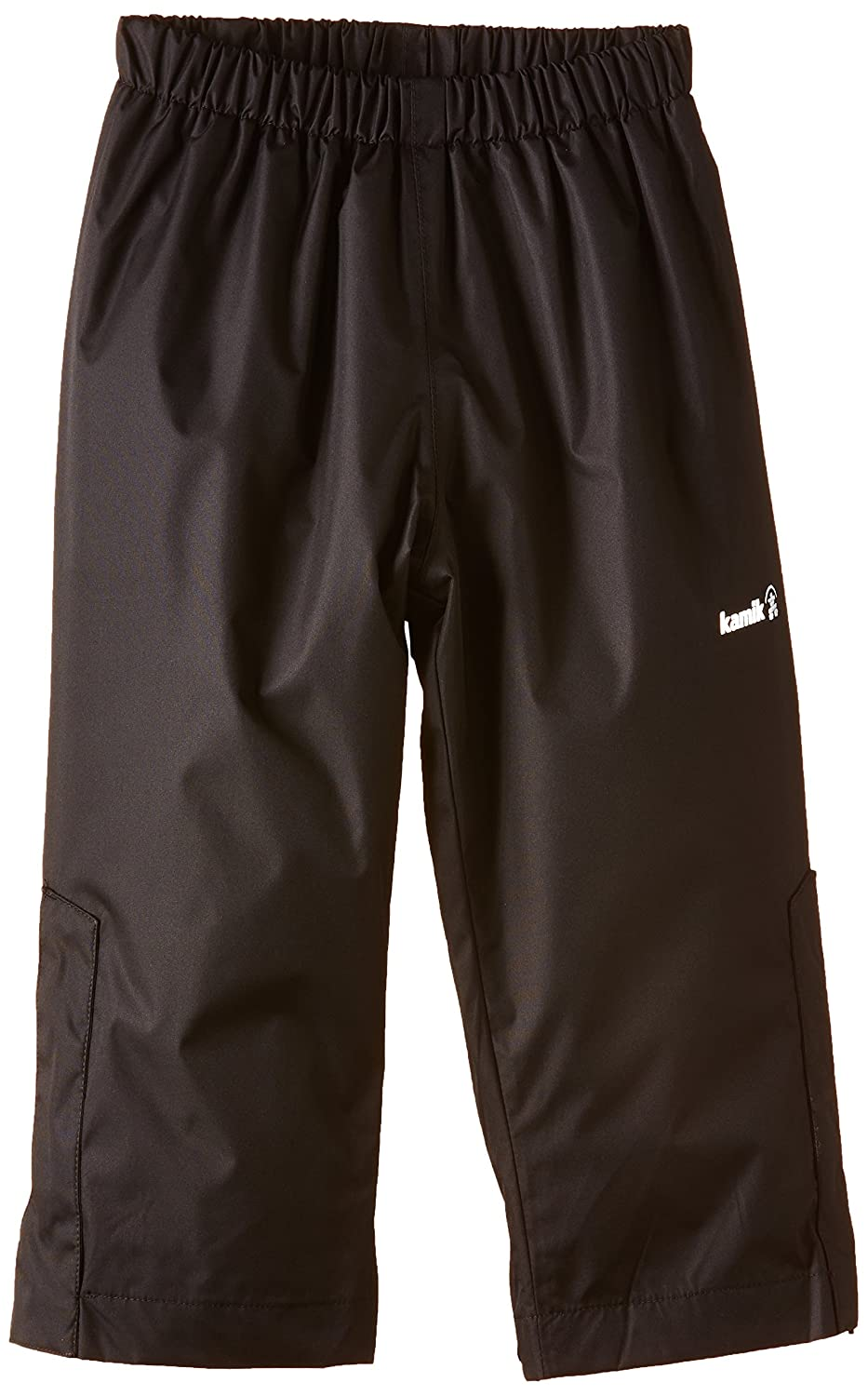Kamik Boy's Rain Trousers Kamik Boy's Rain Trousers Boys' Regenhose Black