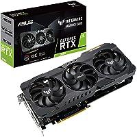 ASUS TUF RTX3060 OC 12GB GDDR6 PCIE 4.0 2XHDMI 2.1 3XDP 1.4A V2