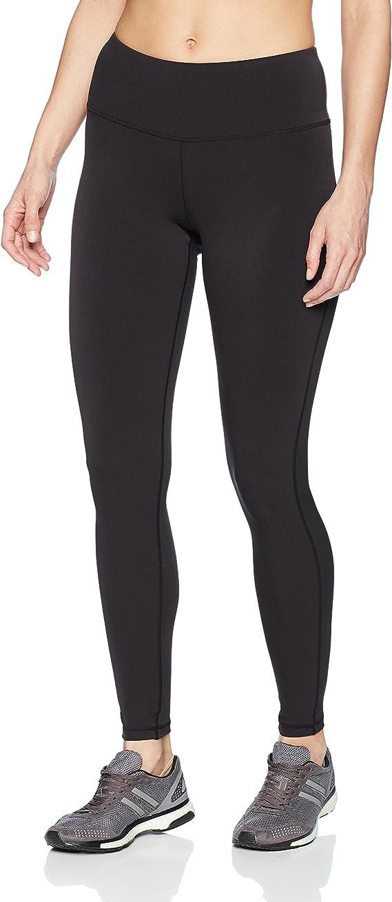 Amazon Essentials Women's Performance Mid-Rise Full-Length Active Legging, Black, X-Large