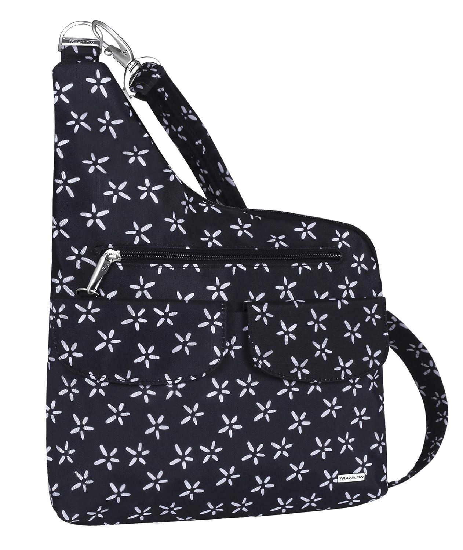 Anti-Theft Cross-Body Bag