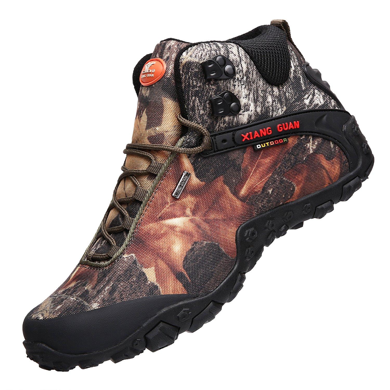 177dd5940080b XIANG GUAN Stivali Invernali Scarpe da Escursionismo Idrorepellente da  Trekking da Passeggio da Ginnastica 82289  Amazon.it  Scarpe e borse