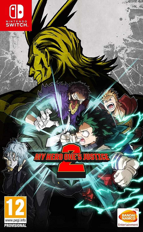 My Hero Ones Justice 2 - Nintendo Switch [Importación inglesa ...