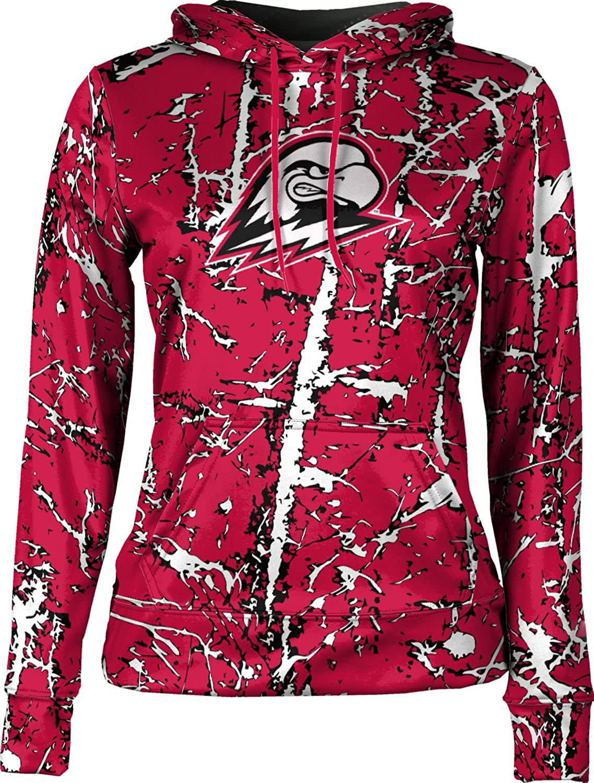 ProSphere Southern Utah University Girls Pullover Hoodie Distressed School Spirit Sweatshirt