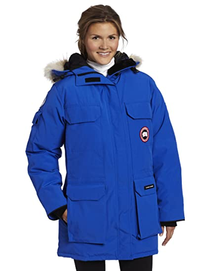 ecc57b0c21d Amazon.com: Canada Goose Women's Pbi Expedition Parka Coat: Clothing