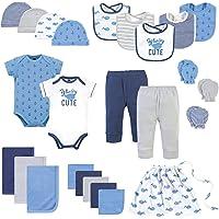 Hudson Baby Unisex Layette Starter Set Gift 25pc