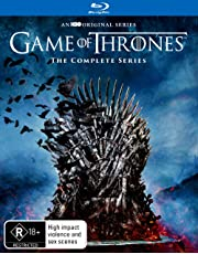 Game Of Thrones: Season 1-8 (Blu-ray)