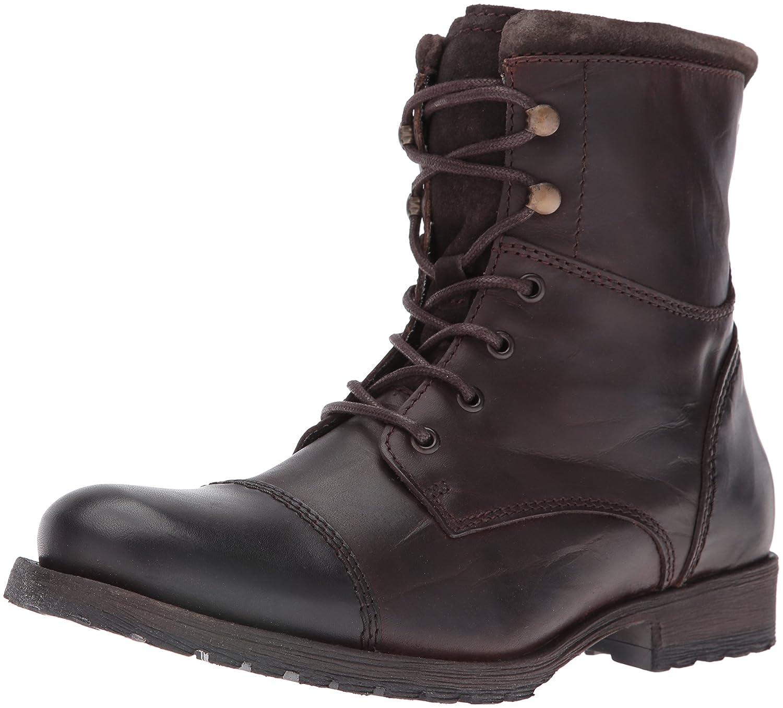 Skechers Droven Malten Casual Schuhe Herren Schokolade