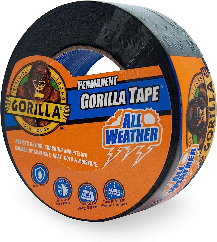 25M UV Resistant All Weather Repair Tape outdoor grade,